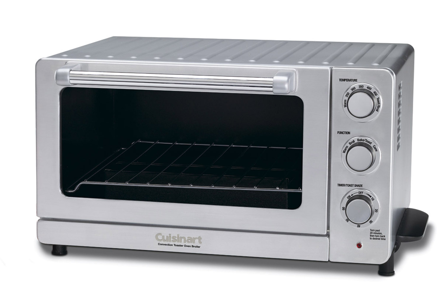 Cuisinart Toaster Oven Broiler With Convection Tob 60n