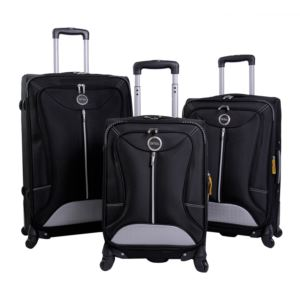 Premiumbag 3-piece luggage set