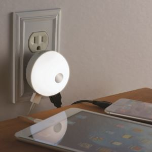 Nightlight charger