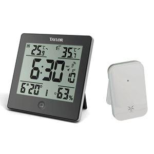 Wireless Indoor/Outdoor Weather Station
